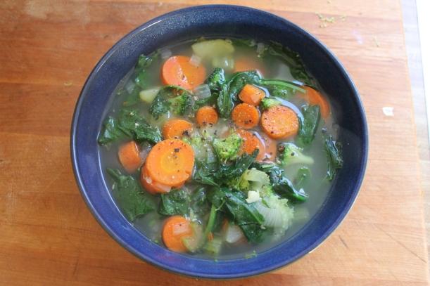 Mary's Detox Soup