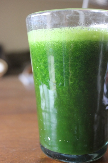 Gnarly Green Juice