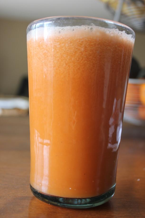 Good Afternoon Ginger Juice