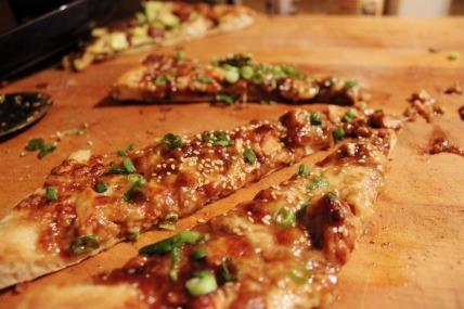 Asian Barbecue Chicken (recipe to come)