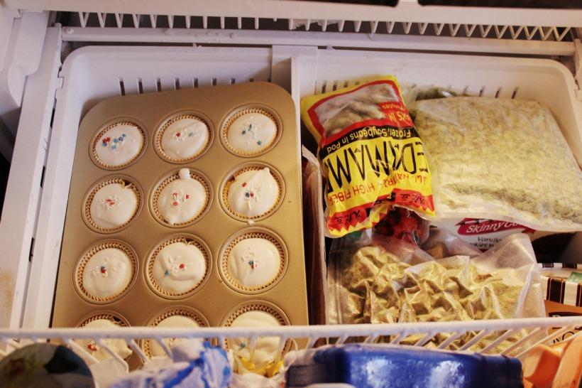 Mini Frozen Lemonade Pies
