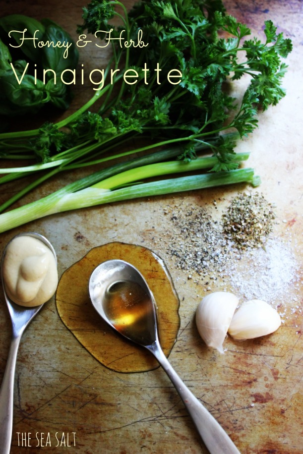 Honey & Herb Vinaigrette