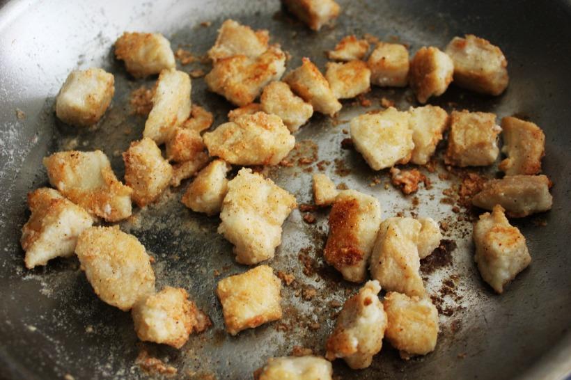 Super Crispy Chicken Bites (Gluten Free_